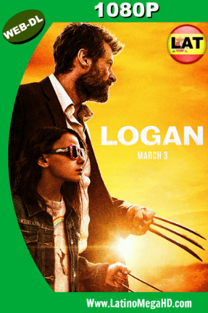 Logan: Wolverine (2017) Latino HD WEB-DL 1080P - 2017