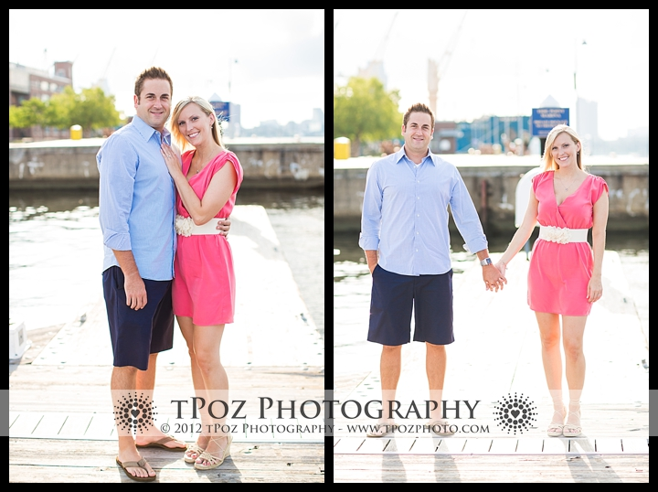Tide Point Engagement Session