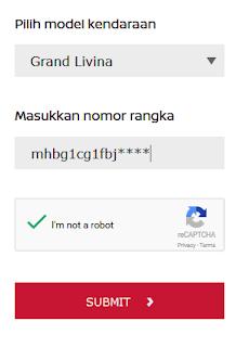 Inilah daftar mobil PT Nissan Motor Indonesia yang di Recall beserta tahunnya serta cara cek apakah mobil anda terkena recall atau tidak