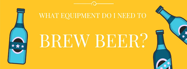 What equipment do I need to start home brewing?