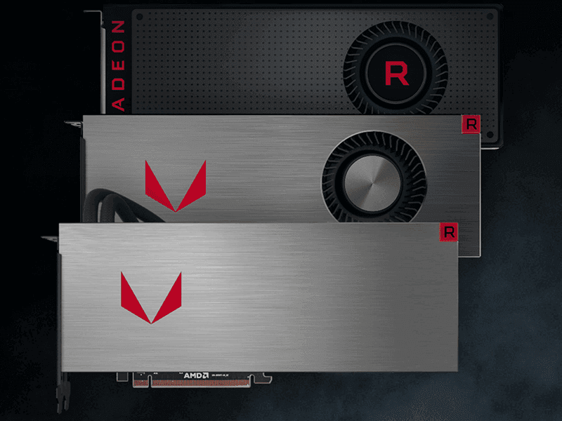 RX Vega 64, 64 Limited Edition, 64 Liquid Cool Edition!