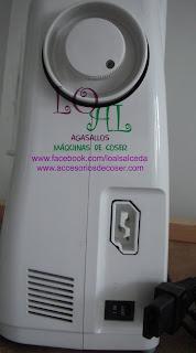 pedal reostato clavija Alfa 530