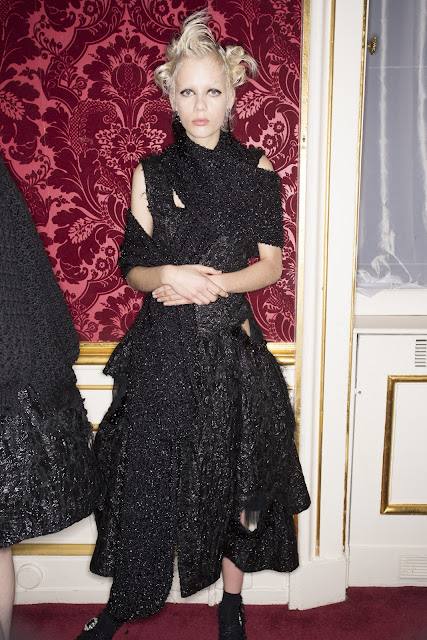 Simone Rocha Fall 2016 Ready-to-Wear | Cool Chic Style Fashion