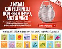 Edizioni Feltrinelli: A Natale non perdi tempo.... anzi lo vinci!