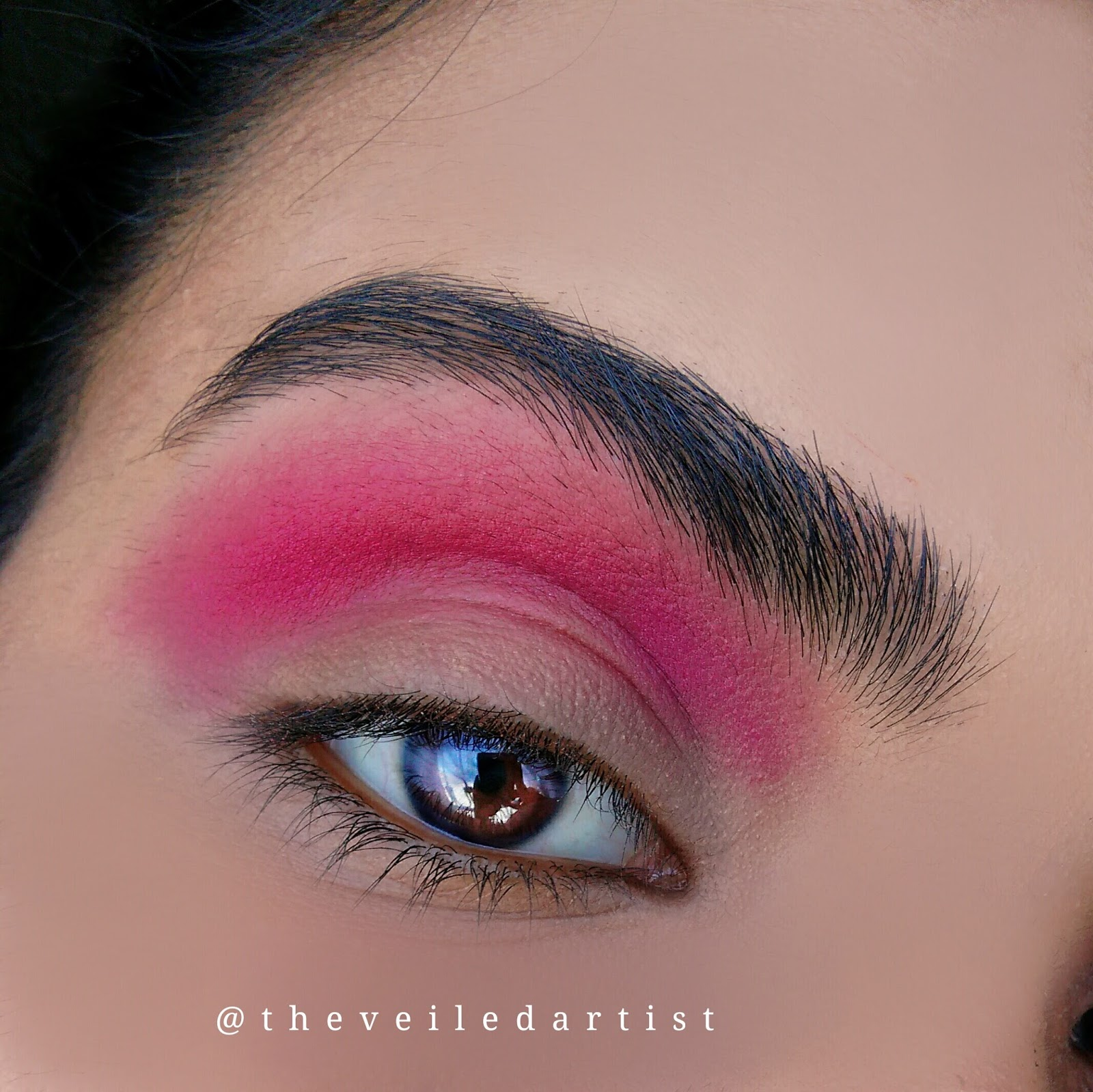 how to do a cut crease for beginners