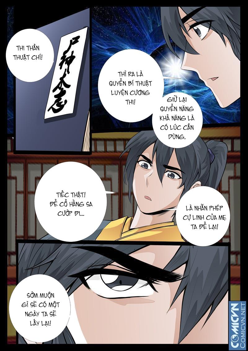 Long Phù chi Vương Đạo Thiên Hạ chap 28 - Trang 2