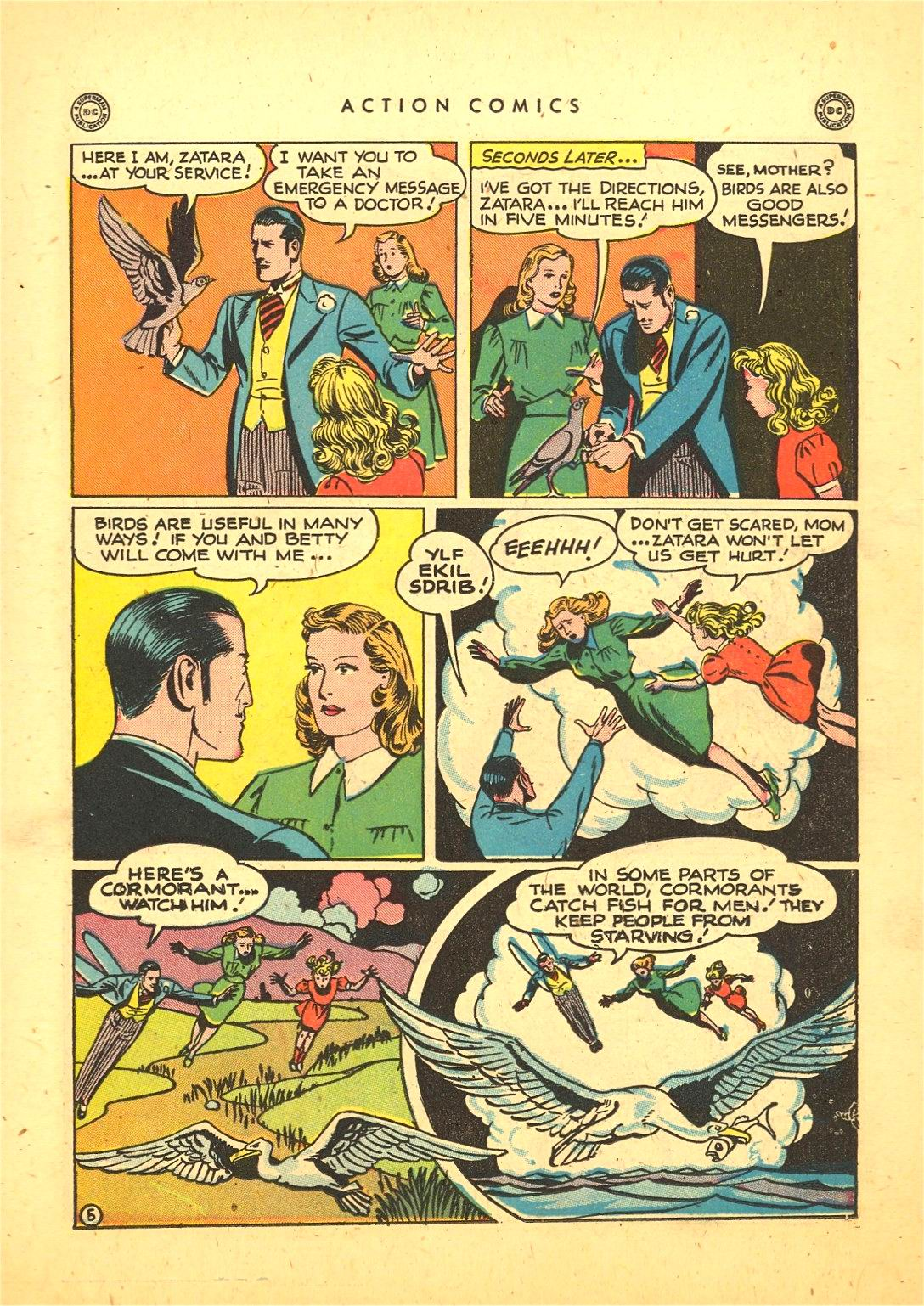 Action Comics (1938) 117 Page 19