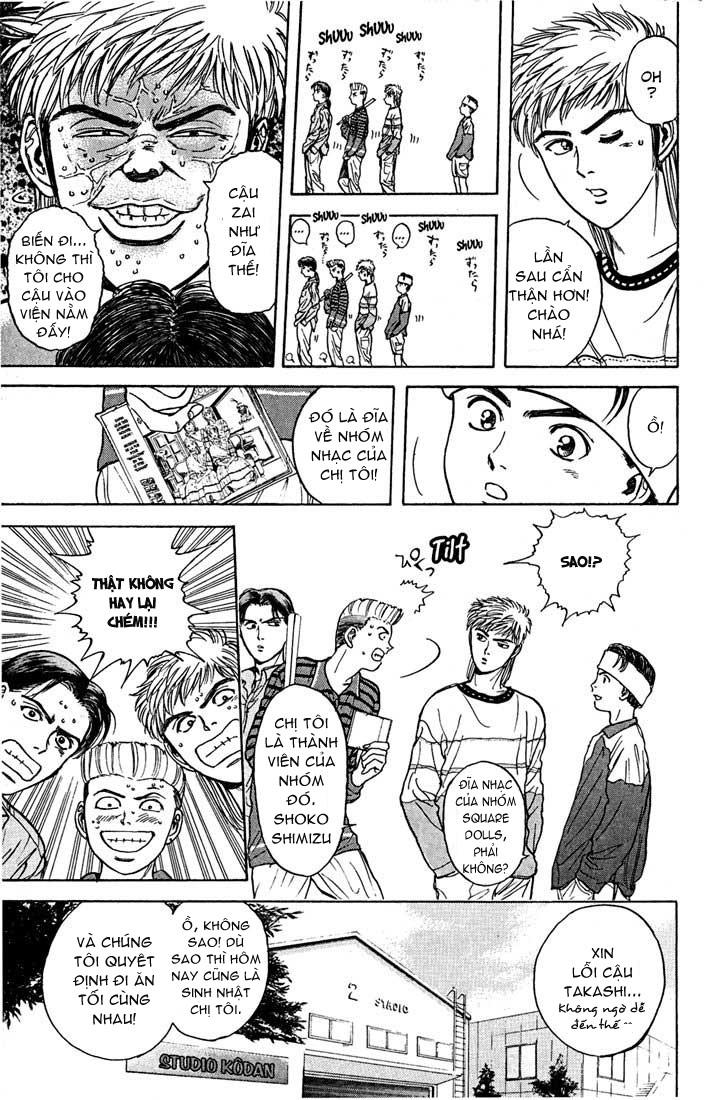Psychometrer Eiji chapter 27 trang 11