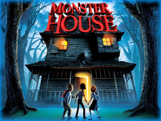 Monster House (2006) Movie Poster