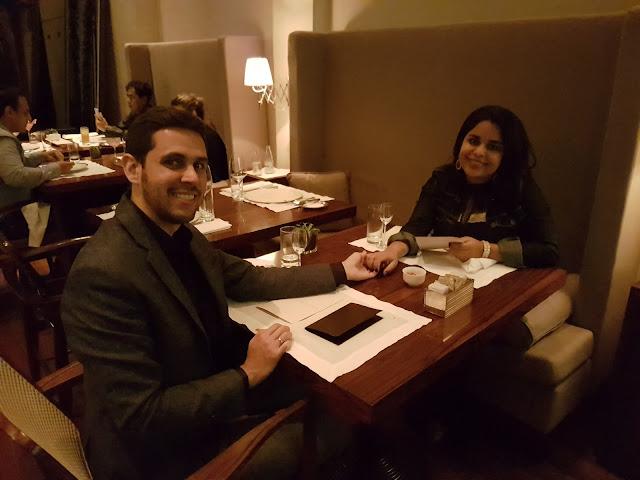 Jantar no D.O.M alex atala casal