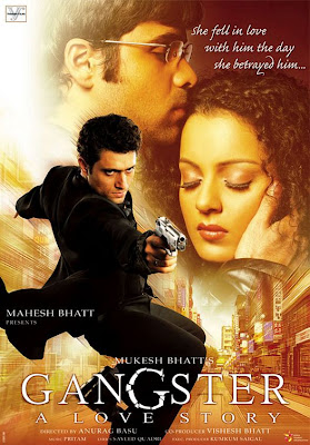 Poster Of Bollywood Movie Gangster 2006 300MB BRRip 720P Full Hindi Movie movies365.in