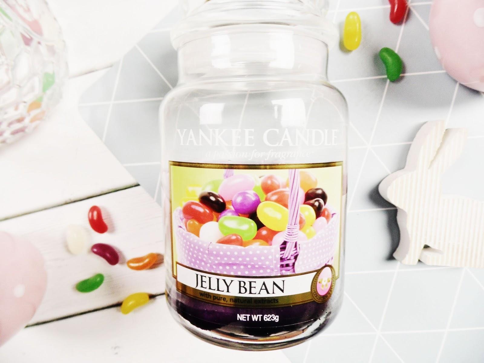 yankee candle jelly bean żelki świeca recenzja opinie hygge dom wystrój wnętrz
