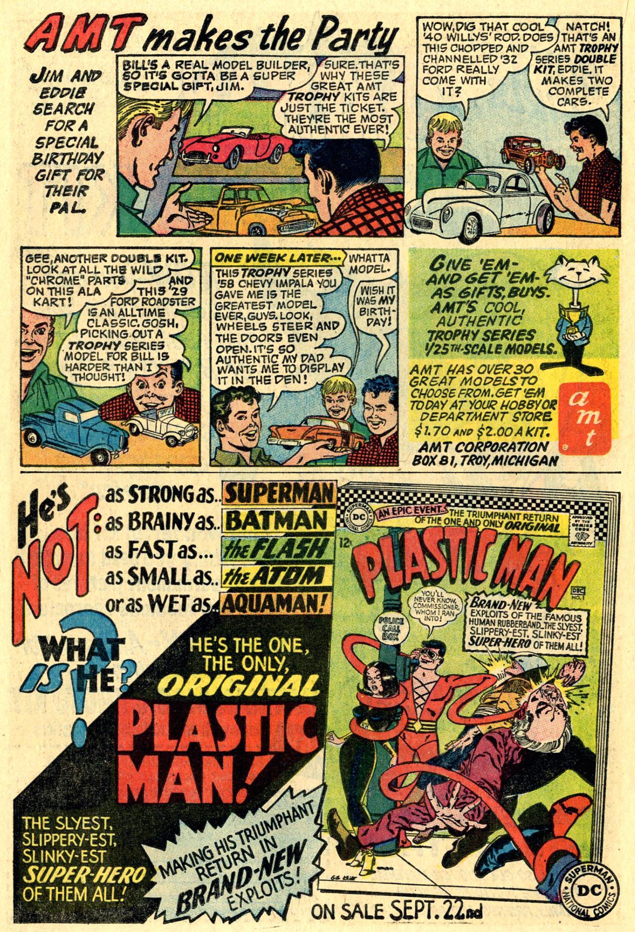 Detective Comics (1937) 357 Page 13