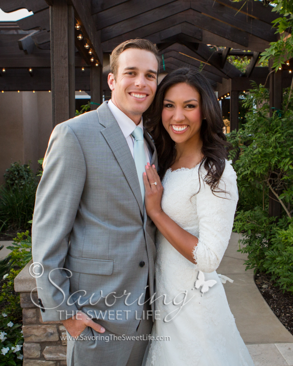 Kim And Bowman Are Married An Lds Mormon Temple Wedding Celebration