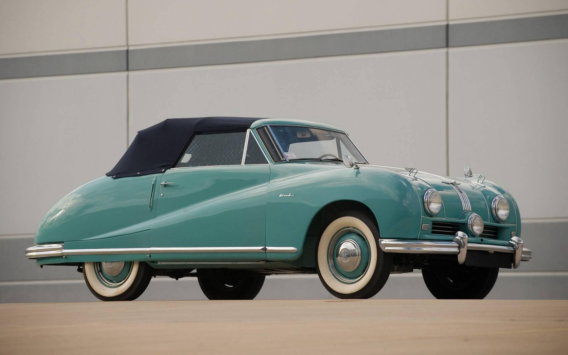 Wallpaper Hd Classic Car