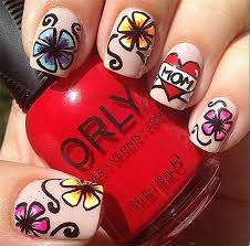 nail-art-ideas-on-mother-day