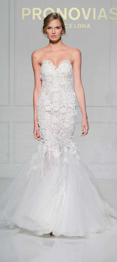 New York Bridal Week: Pronovias 2016