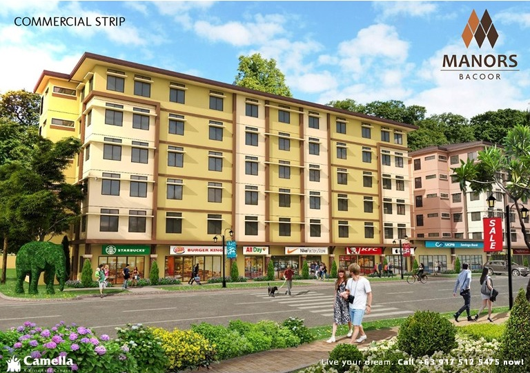 Photos of Studio 22.75 SQM - Manors Bacoor | Condo for Sale Bacoor Cavite