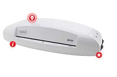 9 5 Quot Laminator Thermal And Cold Laminating Machine Only