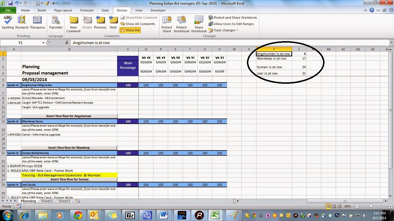 Excel Tips Dynamically Selecting A Row In Excel Using Vba And Match Function