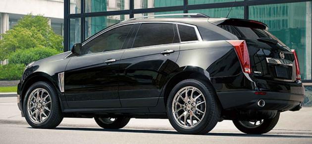 2018 Cadillac SRX