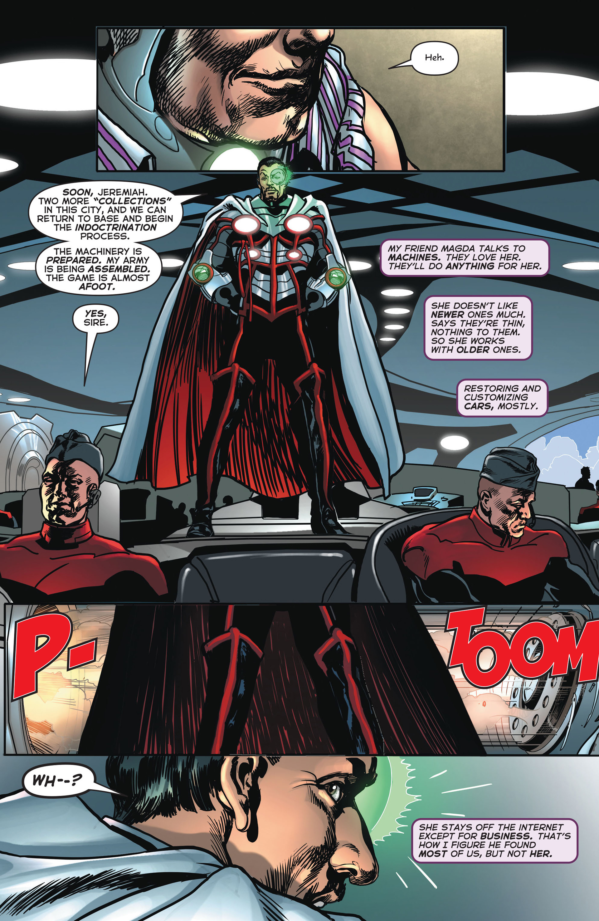 Read online Astro City comic -  Issue #4 - 18