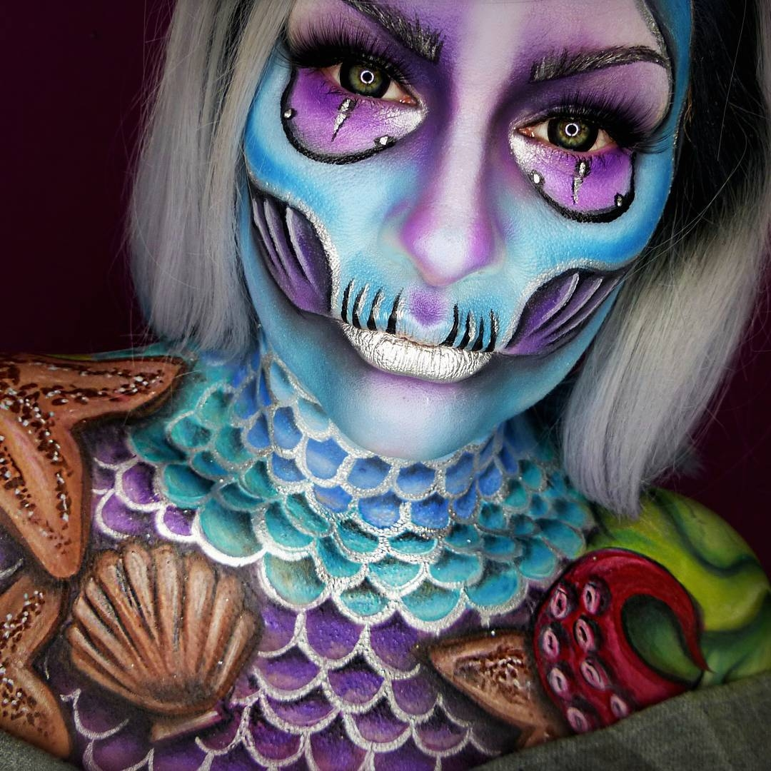 10-Mermaid-Lola-von-Esche-Body-Painting-Transformations-with-Makeup-Applications-www-designstack-co