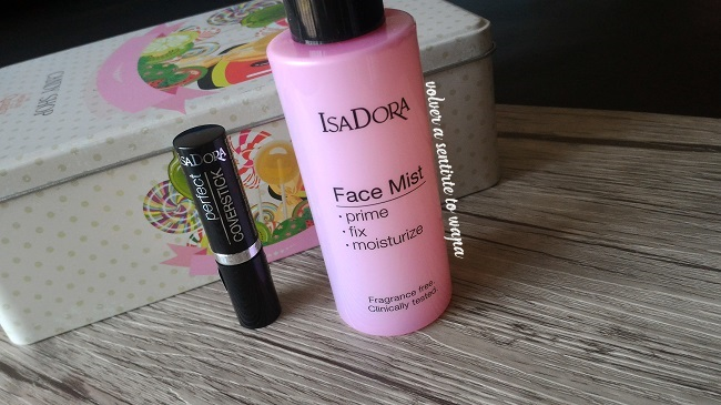 Bruma Facial Face Mist de Isadora