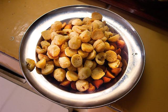 bengali bori dishes