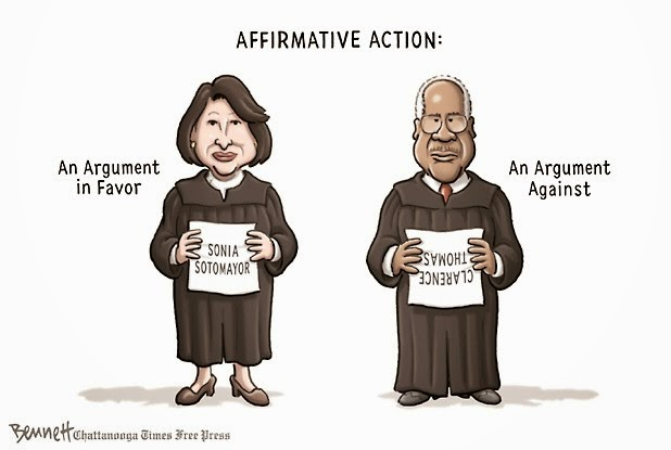 An argument in favor of affirmative action in the united states