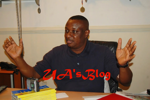 'Na dem dey rush us' – Keyamo reacts to purchase of nomination form for Buhari