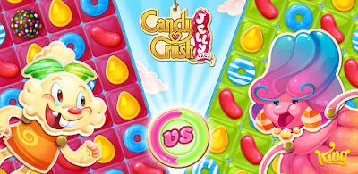 Candy Crush Jelly Saga Mod (Infinite Moves + Lives + Booster) Apk Download