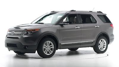 Ford Explorer Models