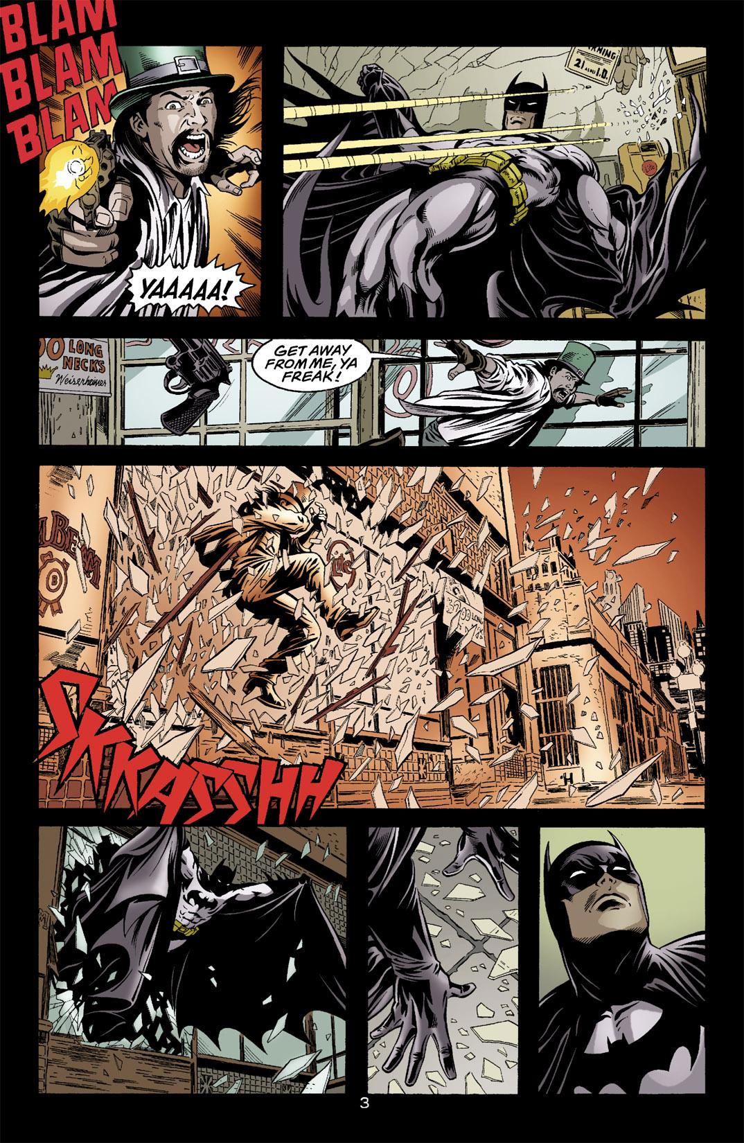 Detective Comics (1937) 785 Page 3