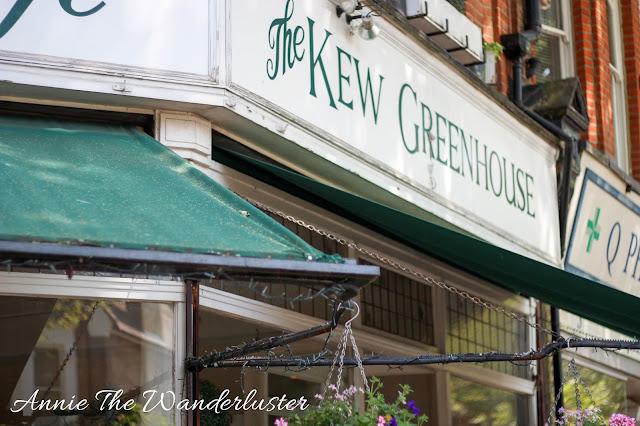 KEW Gardens 邱園