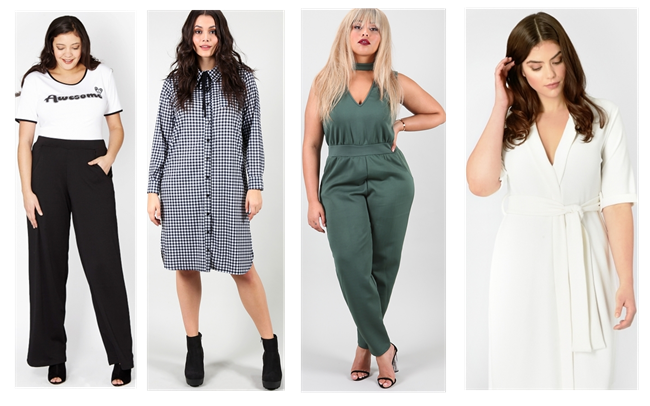 plus size online shopping, south african plus size bloggers