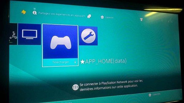 PS4 4 05 UI Mod Alpha 0 13 Custom Home Menu by eXtreme