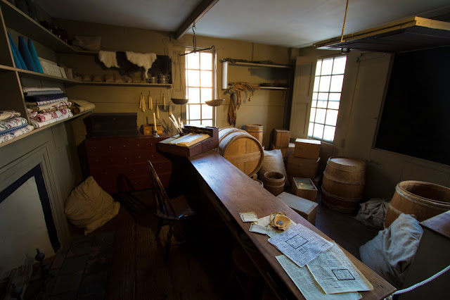 Strawbery Banke Museum-Porthsmouth