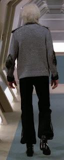 Admiral McCoy in Star Trek: The Next Generation pilot