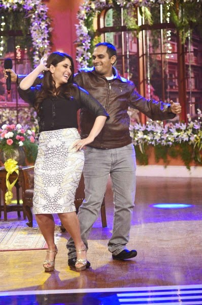 Kareena Kapoor on Comedy Nights