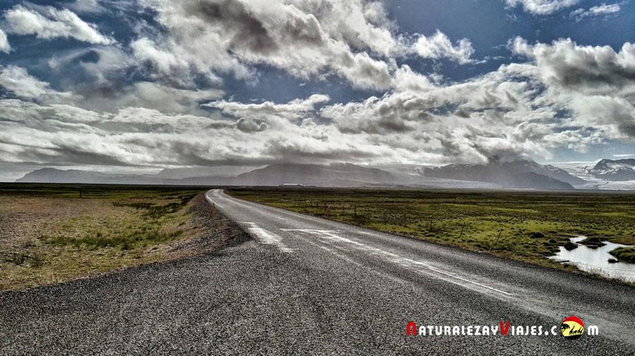 Ring Road o Ruta número 1, Islandia
