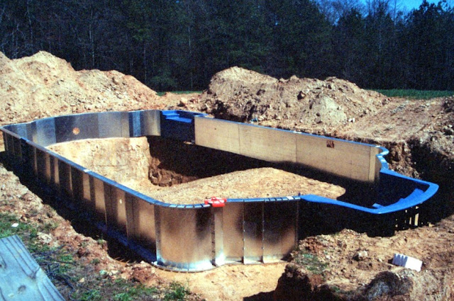 Pool Construction Company