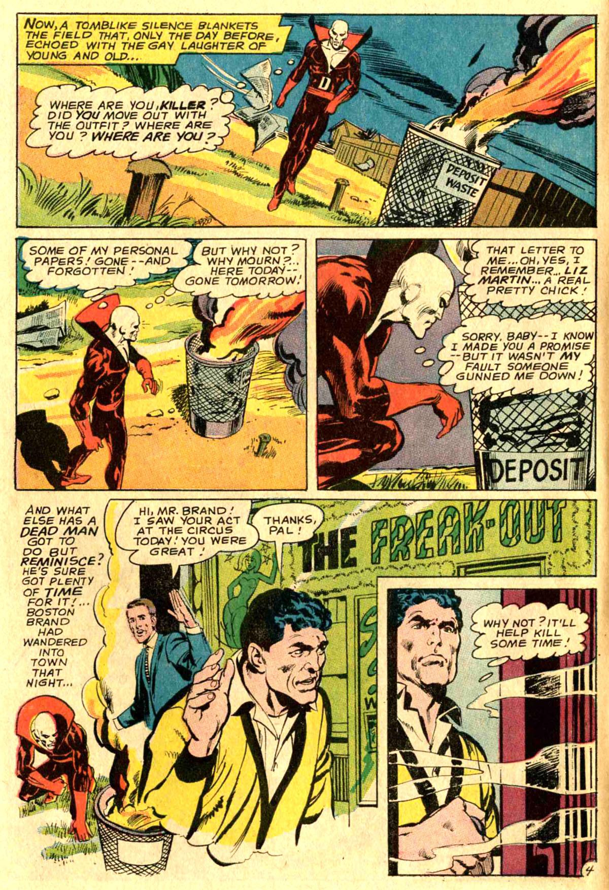 Strange Adventures (1950) issue 207 - Page 6