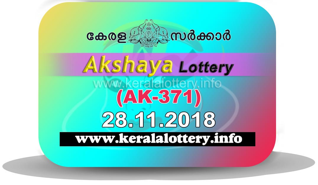 Madison : Kerala lottery today results pournami rn 371