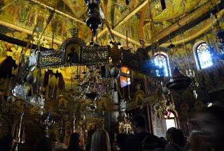 Monasterio de la Transfiguración o Gran Meteoro.