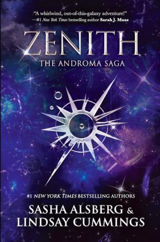 "Book Review: ""Zenith"" by Sasha Alsberg & Lindsay Cummings"