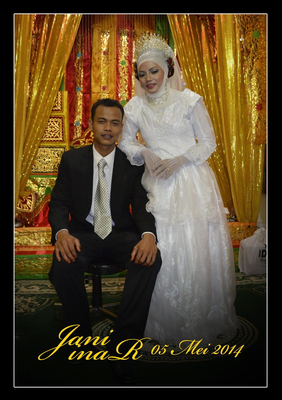 WEDDING 26 APRIL 2014