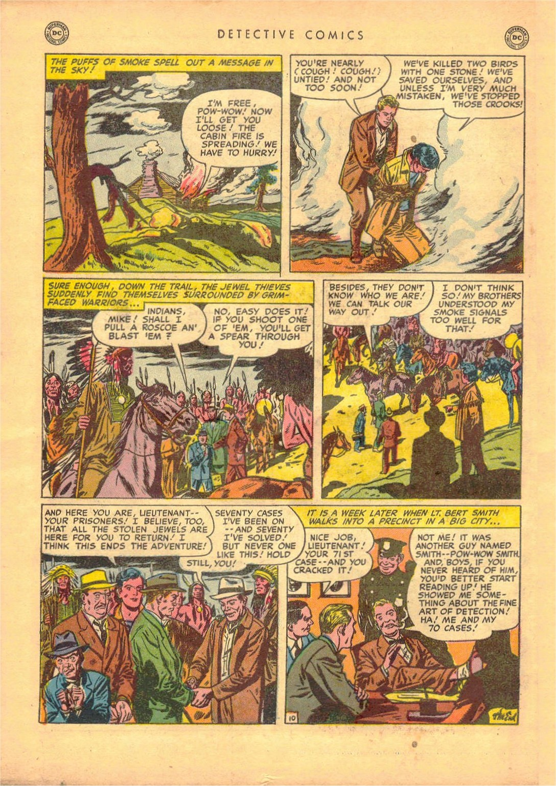 Read online Detective Comics (1937) comic -  Issue #161 - 48
