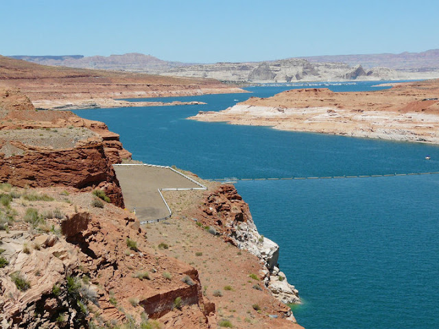 visite lac Powell USA