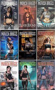 Patricia Briggs' Mercy Thompson Series